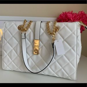Aldo Quilted Shoulder Bag